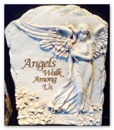 "<img src=Angel Plaque.jpg"" alt=""Angel Plaque High Quality Hand Made With Gold Writing"">"