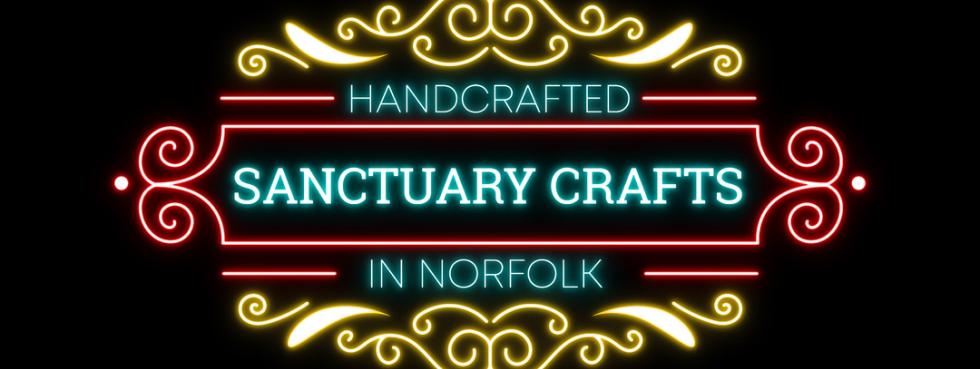 "<img src=Sanctuary Crafts Norfolk.jpg"" alt=""Hancrafted Products Norfolk"">"